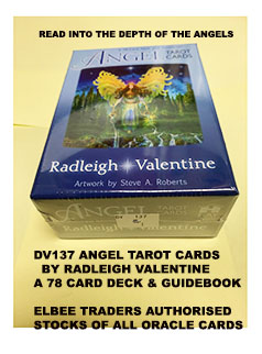 DV137 ANGEL TAROT CARDS BY  ONLY £11.99