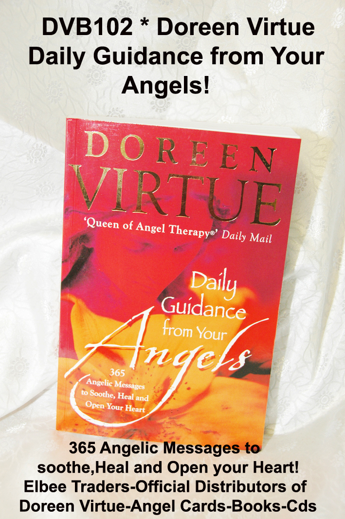DVB102 DAILY GUIDANCE FROM YOUR ANGELS -£6.90