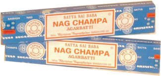 J-71 NAGCHAMPA INCENSE 15 GRAMS-OFFER-42P-£5.00DOZ
